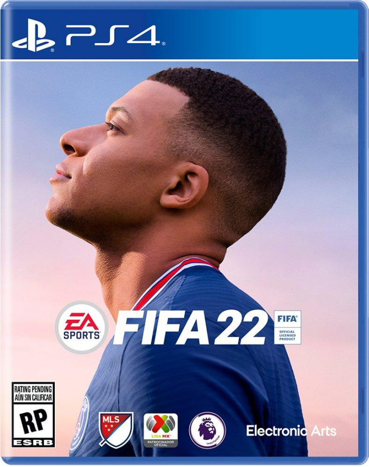 FIFA22-PS4