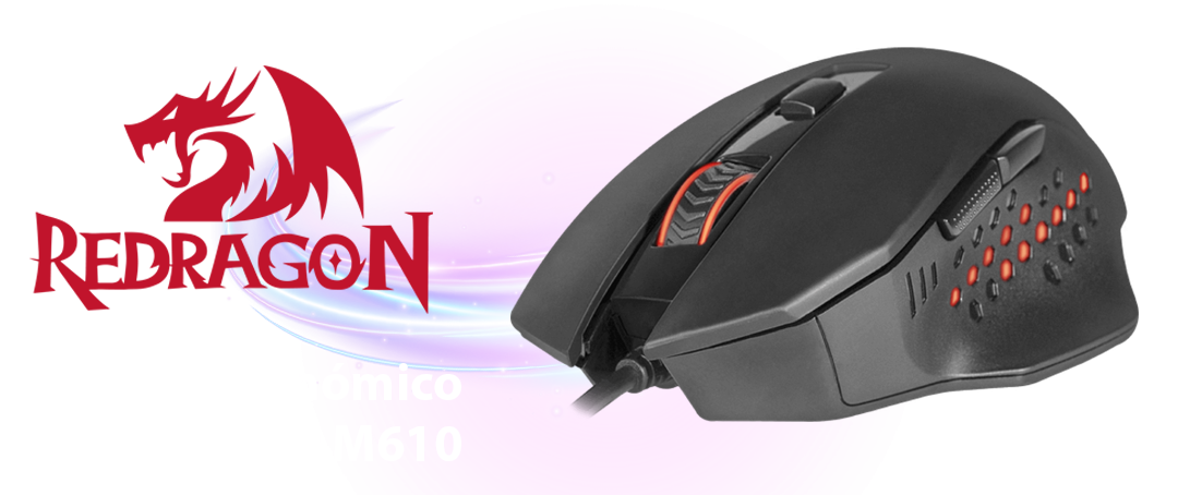 Mouse Gainer M610