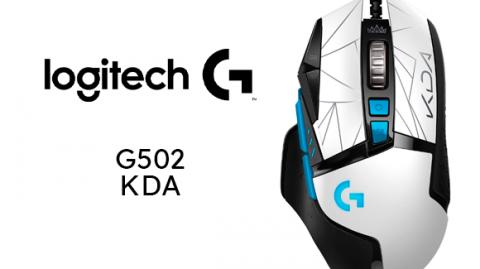Logitech G502 KDA